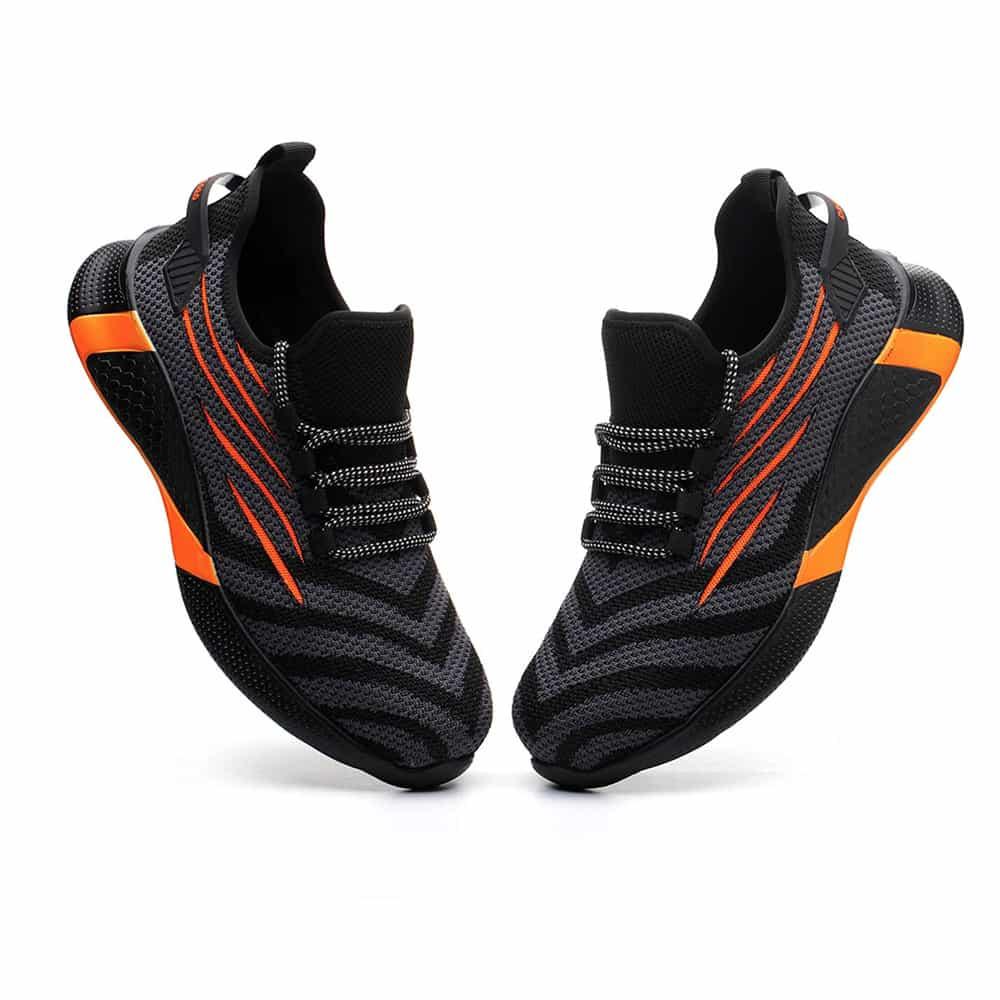 حذاء Shark 7 مضاد للصدمات - برتقالي