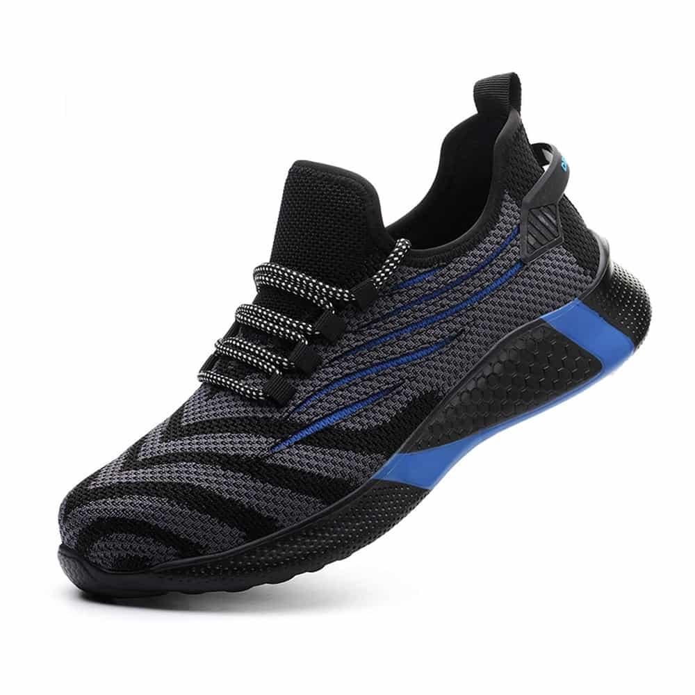 حذاء Shark 7 مضاد للصدمات - أزرق